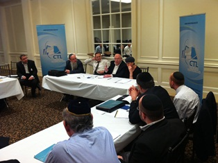 rabbinic conference 2012-13