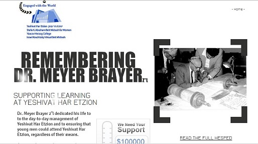 remembering dr brayer zl web