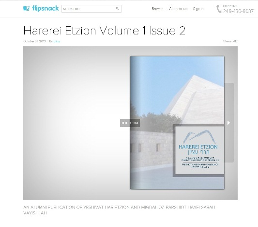 Harerei Etzion Volume 1 Issue 2-web