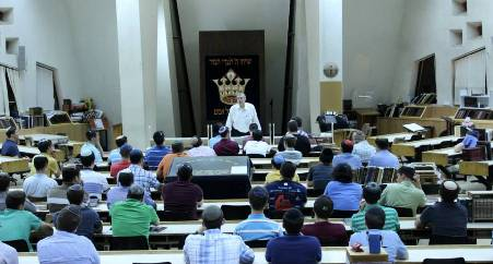 RDannyRhein welcoming 5774talmidim-web